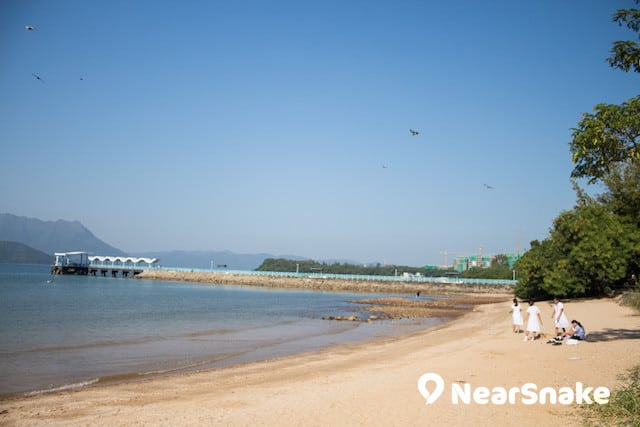 烏溪沙沙灘 Wu kai sha beach 縮圖
