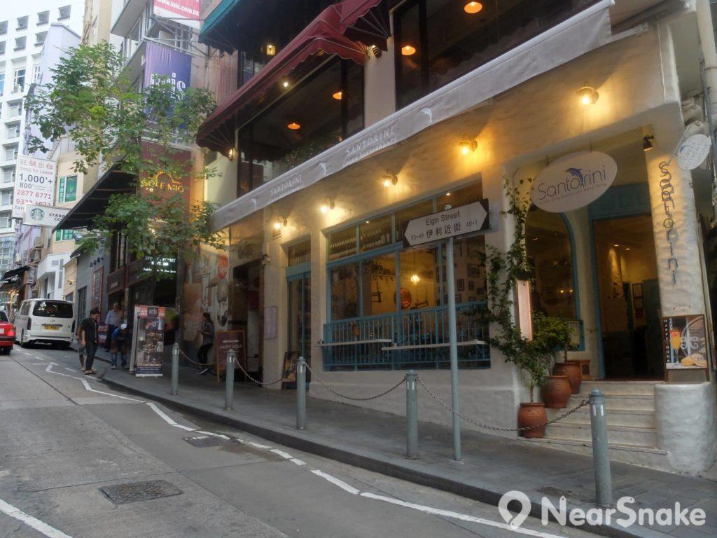 香港是一個可包容多元文化的城市,蘇豪區便不乏具異國文化特式的食店。