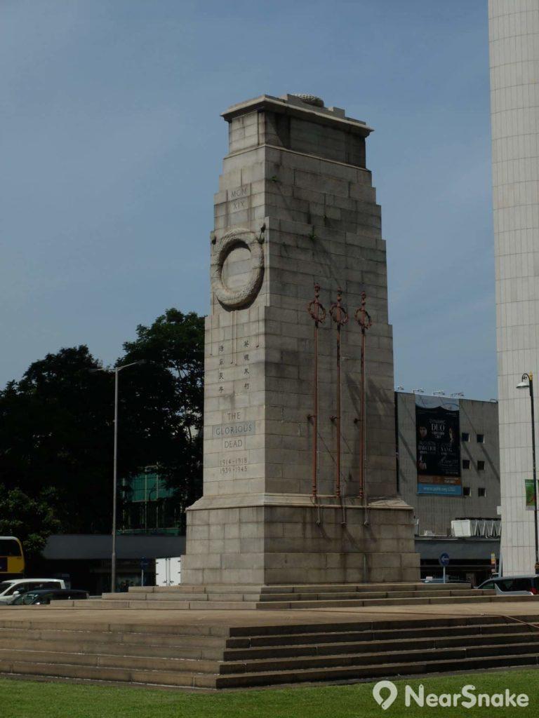 和平紀念碑建立的原意是,向第一次世界大戰殉職的全球軍人致敬。