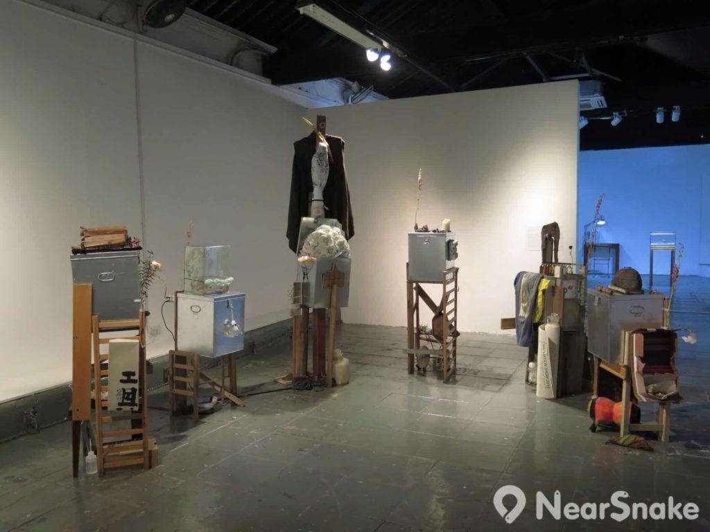 正如香港其他經社區活化而成的藝術場地,牛棚藝術村內舉行的展覽大都可讓民眾免費入場。