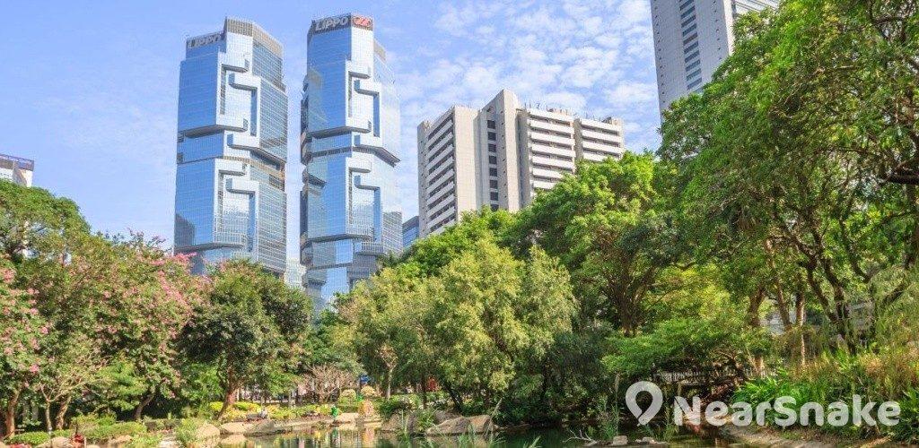 香港公園 新外貎一覽