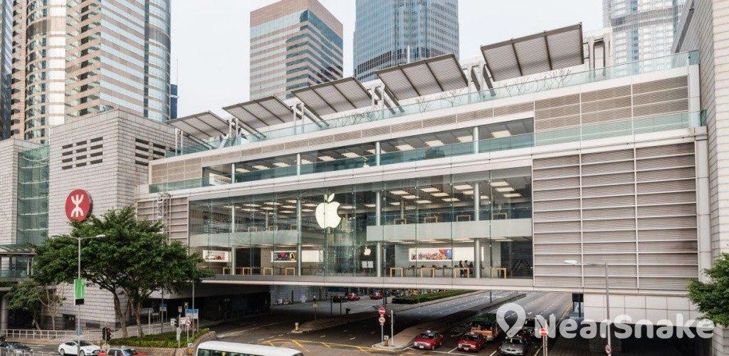 IFC 商場 新外貎一覽