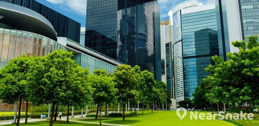 添馬公園 新外貎一覽