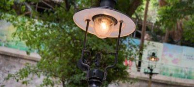 都爹利街煤氣燈