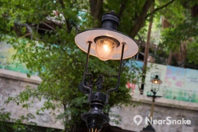 都爹利街煤氣燈 新縮圖