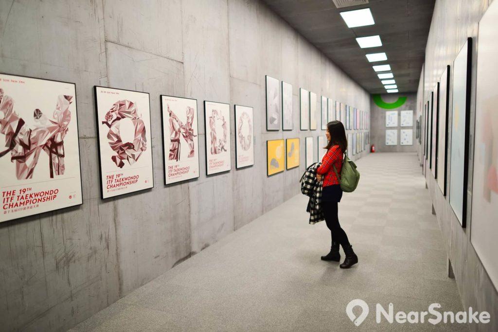 香港文化博物館的展覽陳列面積達 7,500 平方米,乃香港最大的博物館。