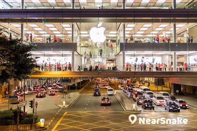 ifc mall 國際金融中心商場