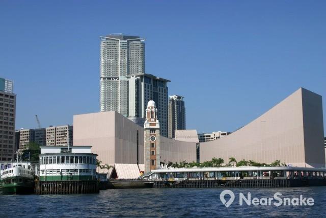 香港文化中心 縮圖