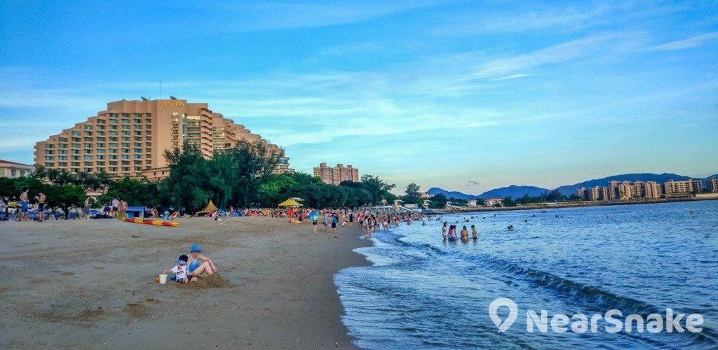 香港黃金海岸 新外貎一覽