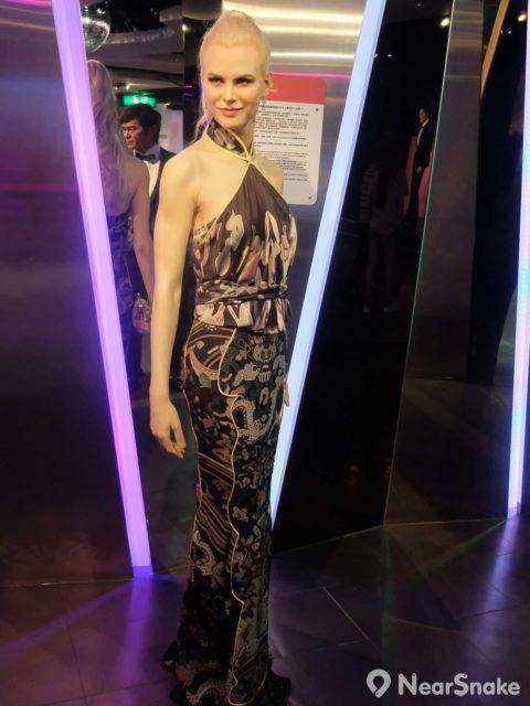 第 75 屆奧斯卡最佳女主角妮歌潔曼(妮可·基嫚,Nicole Kidman)在此供候。
