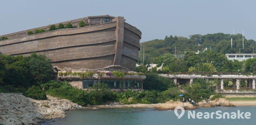 香港挪亞方舟 新外貎一覽