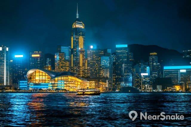 香港維多利亞港 縮圖