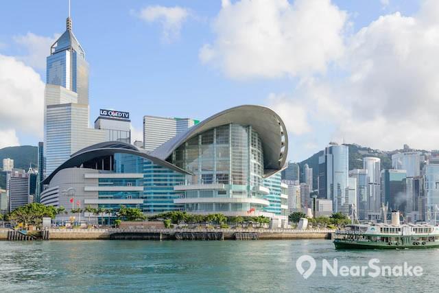 香港會議展覽中心 縮圖