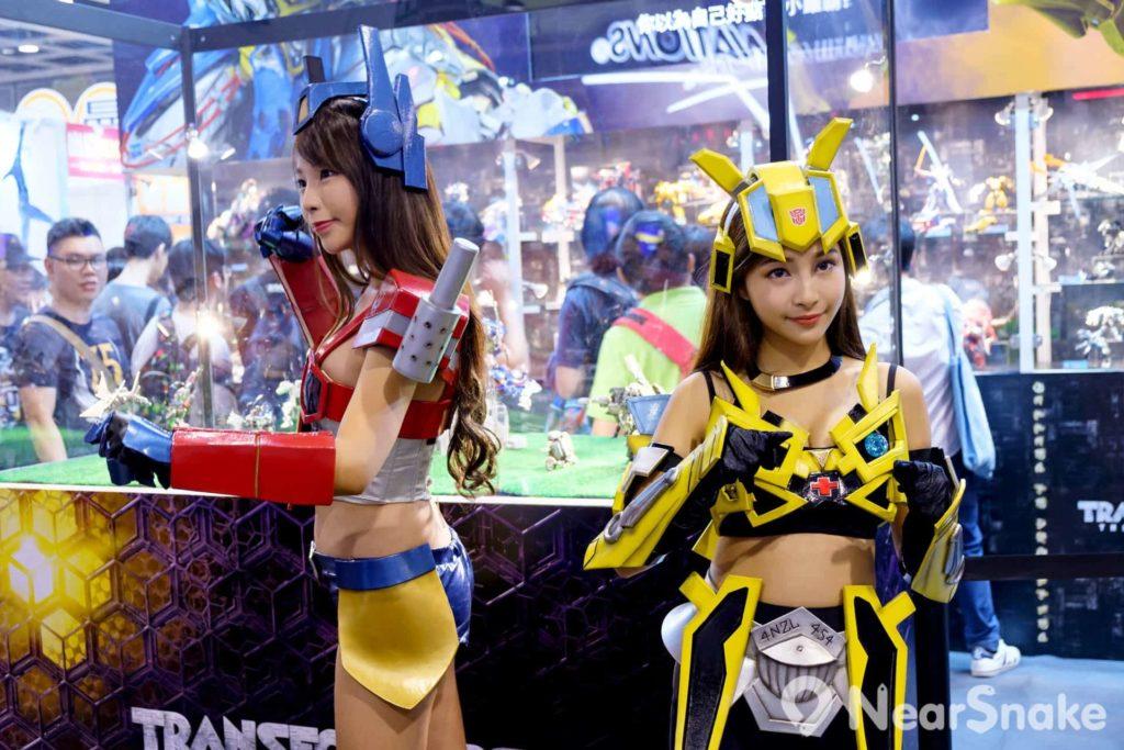 香港動漫及電玩節每年都在會展舉行,吸引不少角色扮演愛好者聚首。