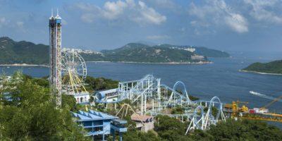 海洋公園:港人專享門票優惠42折起