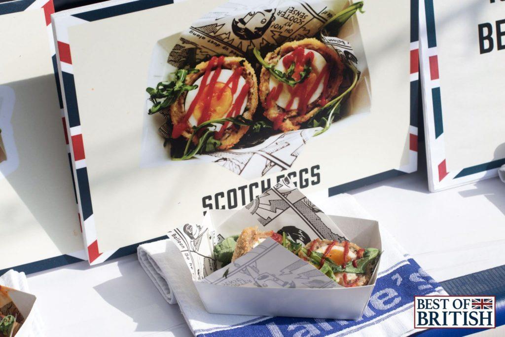 英國文化節號召城中幾間最受歡迎的餐廳,為大家提供多款經典英國美食。