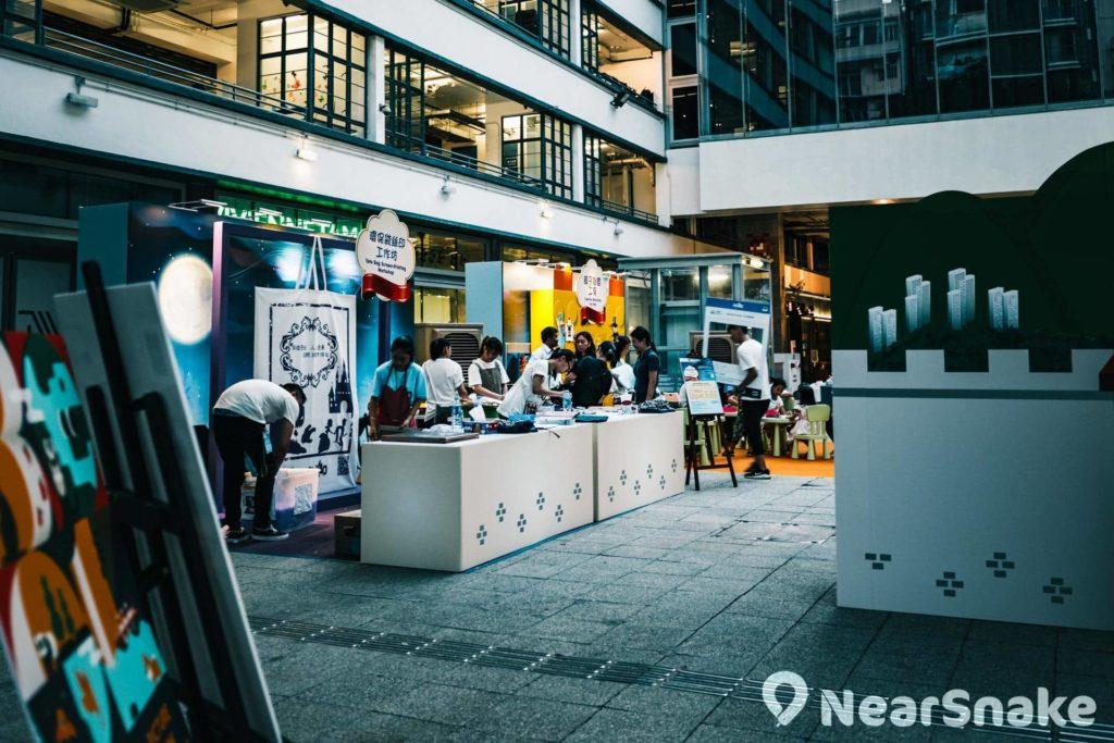 PMQ 舉辦過大大小小的創意藝術展覽,是新興文青蒲點。