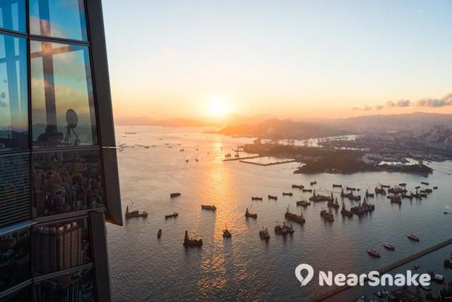 天際100香港觀景台 sky100 縮圖