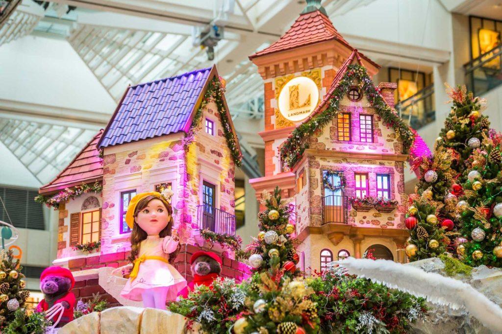 「Unlock Your Imagination」聖誕活動以小朋友眼中的烏托邦作主題,共同創造更美好的世界。