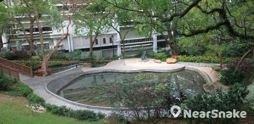 蒙國平花園 外貎一覽