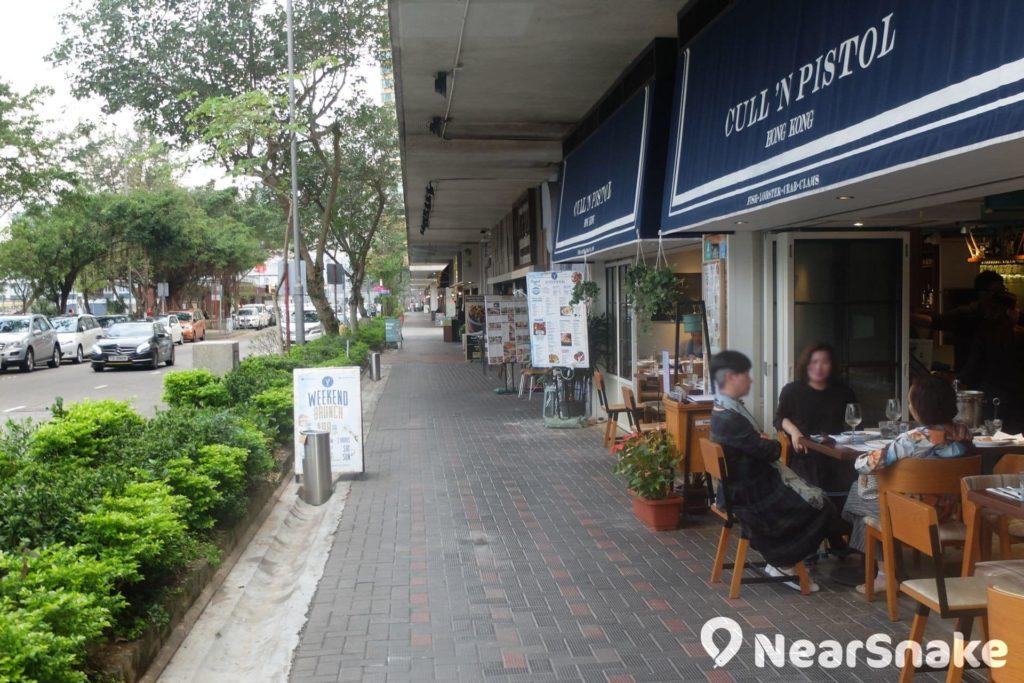 蘇豪東的餐館大多有提供 brunch 早午餐,大家不坊來放鬆心情一下,享受慢活。