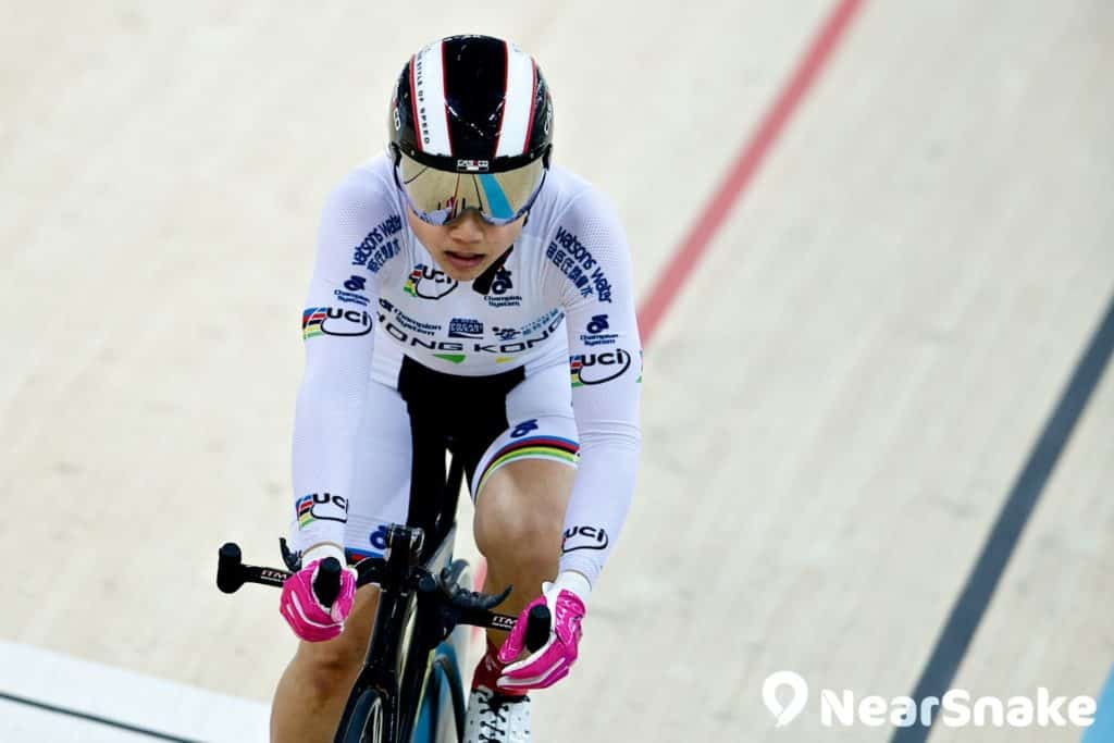 香港單車隊的「牛下女車神」李慧詩屢次在香港單車館內勝出賽事,在主場為港爭光。