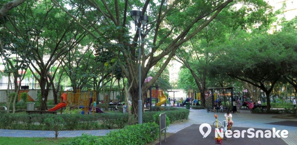 摩士公園 外貎一覽