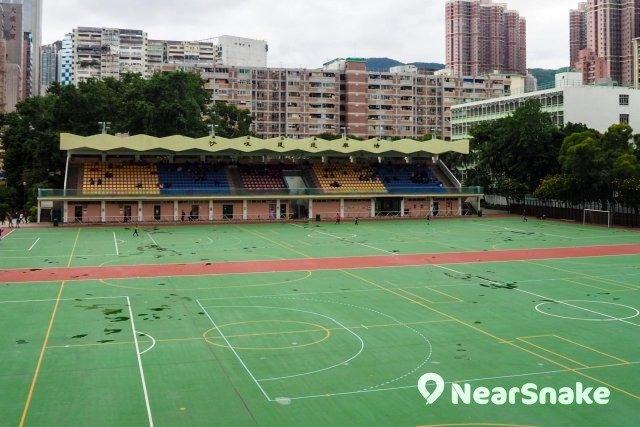 荃灣沙咀道遊樂場