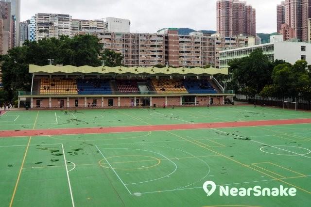 荃灣沙咀道遊樂場 縮圖