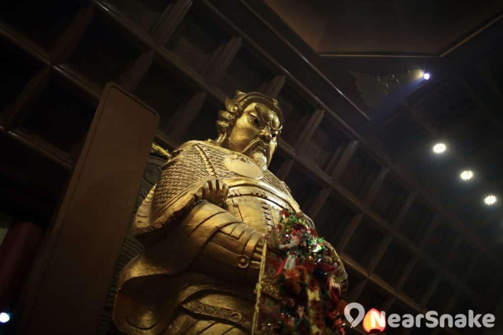 車公又被稱作「車大元帥」,乃宋朝末年一名武將,因平定江南之亂有功,被敕封為大元帥。