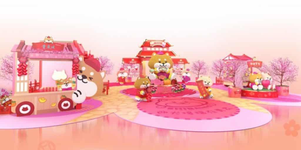 青衣城 × SHIBAinc 柴犬工房新年布置展覽設有 6 個拍照場景,讓大家盡情拍照、打卡!