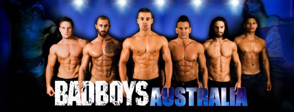澳洲猛男團 Badboys Australia