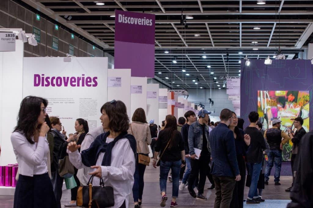 巴塞爾藝術展香港展會 Art Basel 2018