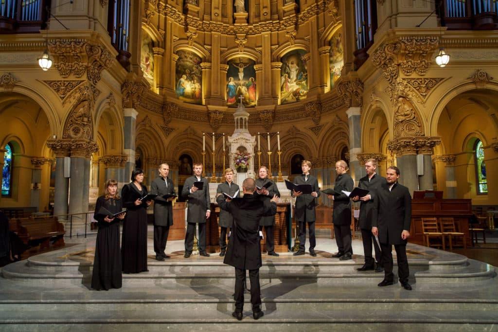 愛沙尼亞國家交響樂團及愛沙尼亞國家男聲合唱團