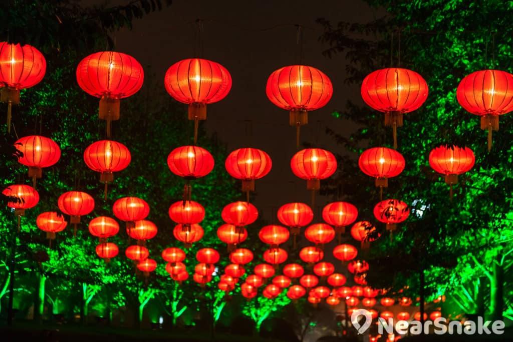 元宵佳節是農曆新年第一個月圓之夜。