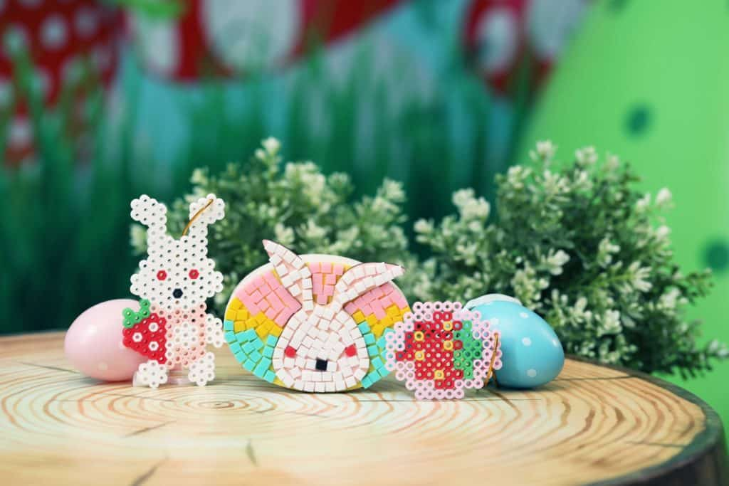 康怡廣場將舉辦 Rabbit Mint 工作坊,讓大小朋友親手製作獨一無二的兔子造型裝飾。