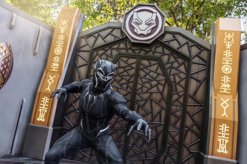 「迪士尼巨星嘉年華」- 超級英雄黑豹