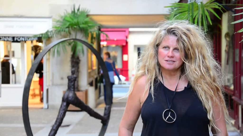 法國著名雕塑家 Nathalie Decoster 將再在香港舉辦個展。