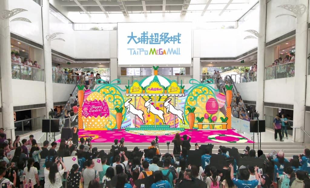 新地復活創意歷程:大埔超級城S.T.E.A.M體驗館