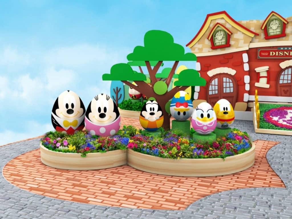 迪士尼春日玩樂派對請來多個人氣迪士尼朋友現身荃灣廣場。