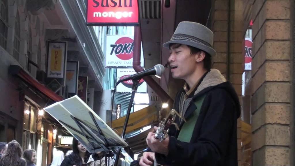 Wham Music Live × Easter Bazaar 表演者:香港唱作歌手黃劍文