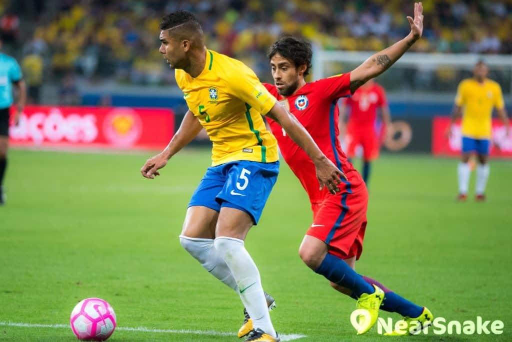 巴西隊在 2018 世界盃外圍賽的 18 場比賽中僅輸 1 場,是東道主俄羅斯隊之外首支從世預賽突圍的球隊。