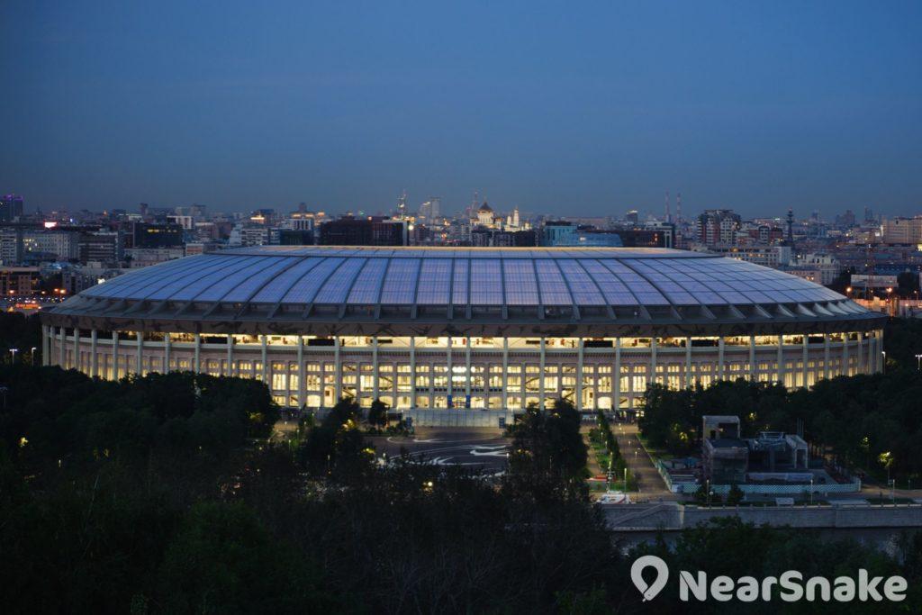 2018 世界盃冠軍戰將於俄羅斯莫斯科盧日尼基體育場上演。
