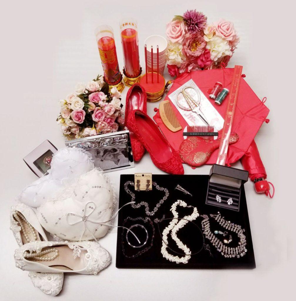 「婚 Fun 節 2018」期間將徵集新婚慶禮後的物資作「愛婚享」慈善義賣。