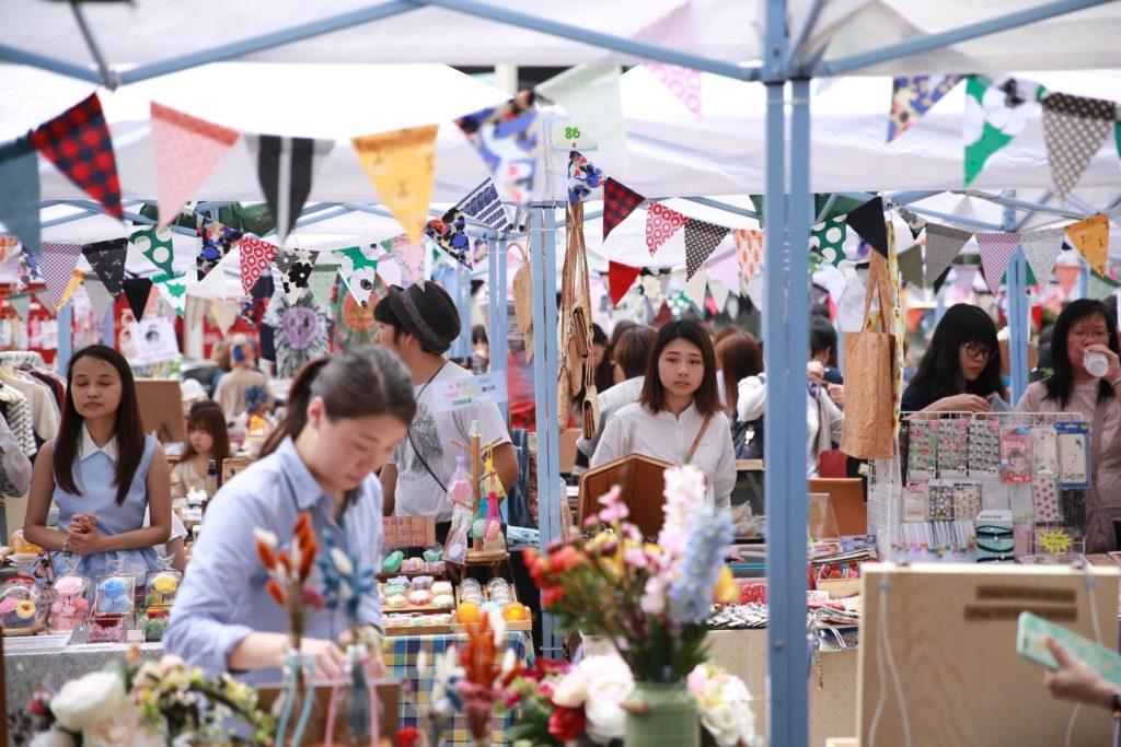 愉景新城《好•生活 Wellness Living》週末市集上會有不同的本地創意設計單位參與,把生活、時尚、設計、家庭概念帶給荃灣區居民。