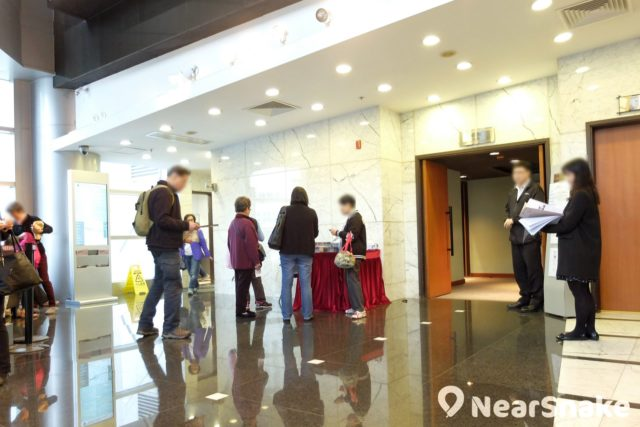 每逢有懷舊電影上映,香港電影資料館的電影院大堂才會開放。