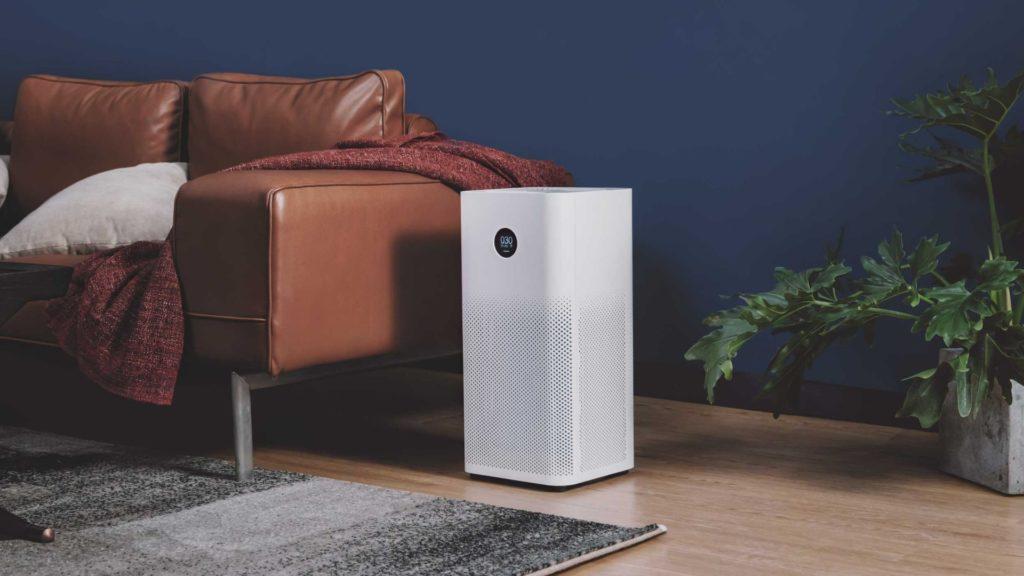 大家可在荃新天地小米智能家居展購買小米空氣淨化器 2S,可獲會場限定折扣優惠。