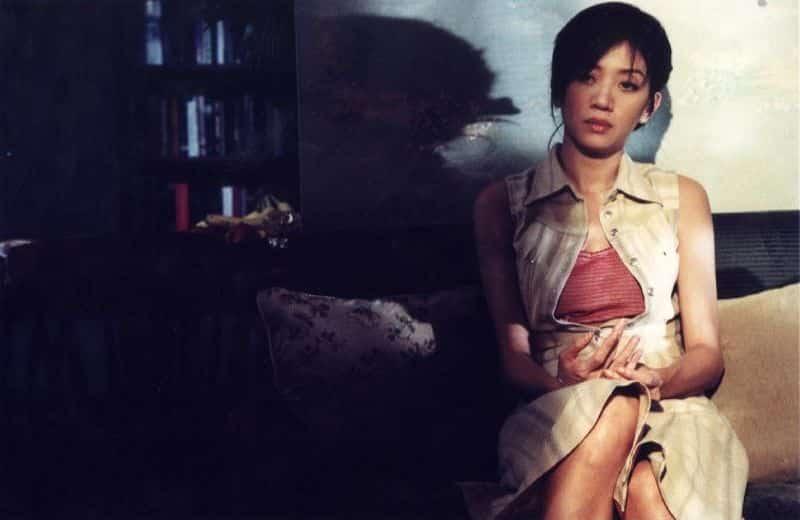 香港電影資料館「芳華年代」精選電影作品:梅艷芳主演《男人四十》(2002)。