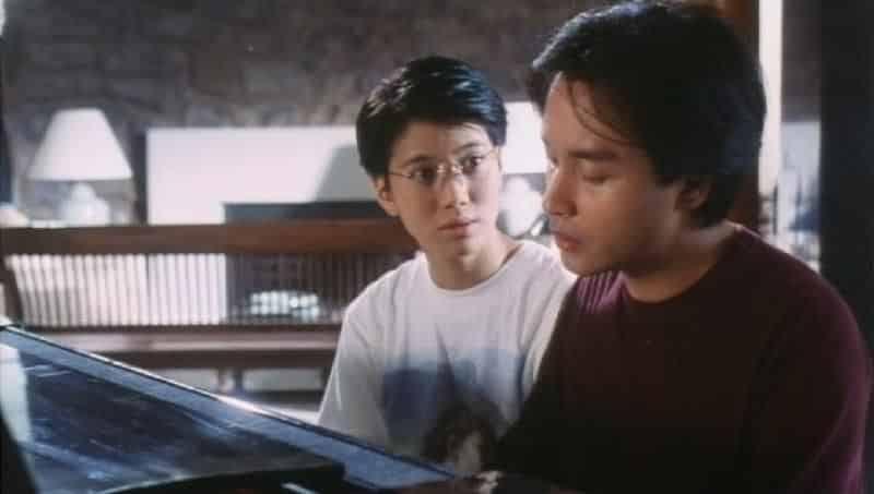 香港電影資料館「芳華年代」精選電影作品:張國榮主演《金枝玉葉》(1994)。