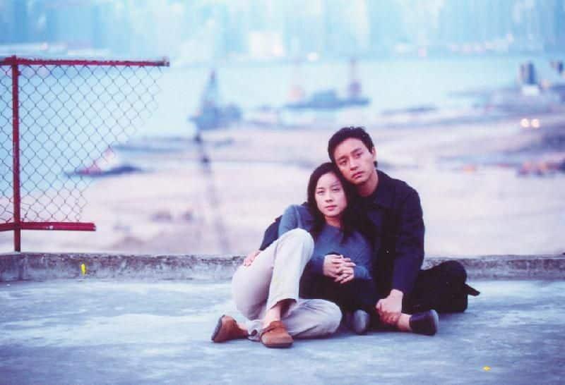 香港電影資料館「芳華年代」精選電影作品:張國榮主演《異度空間》(2002)。